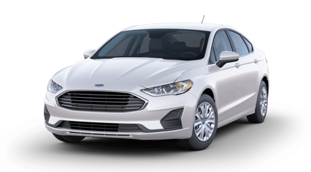 New 2019 Ford Fusion S Sedan 3FA6P0G72KR250552 in San Angelo. TX